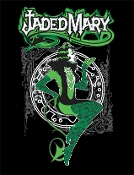 Jaded Mary T-shirt #1